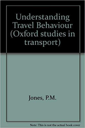 Understanding Travel Behaviour